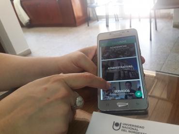 La aplicación móvil fue probada y funciona de manera óptima, y se espera que pueda ser puesta en funcionamiento con acceso libre a la brevedad.