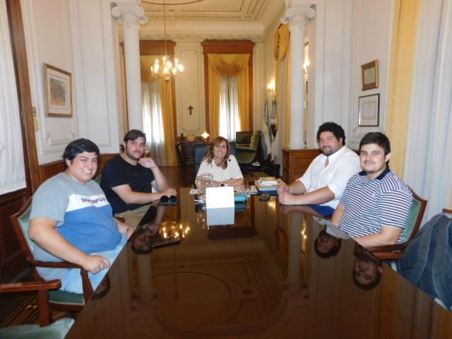 La Rectora de la UNNE avanza con reuniones con distintos actores universitarios para definir en conjunto fecha de apertura de Comedores y costo de ticket comedor 2020