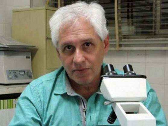 El doctor Horacio Lucero es un referente en la lucha contra los agroquímicos