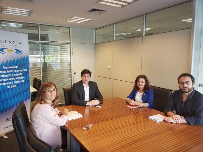 Autoridades de la UNNE se reunieron con autoridades nacionales en el área científica