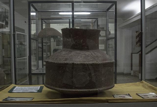 Pieza del Museo Antropológico Regional