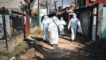 La periferia, una de las zonas más estigmatizadas en la pandemia