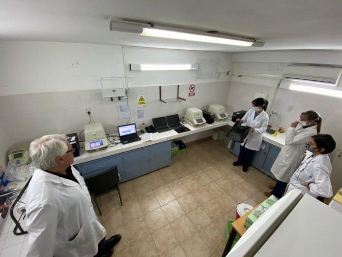 La UNNE colaboró con el Gobierno de Chaco en el diagnóstico de casos de Covid.
