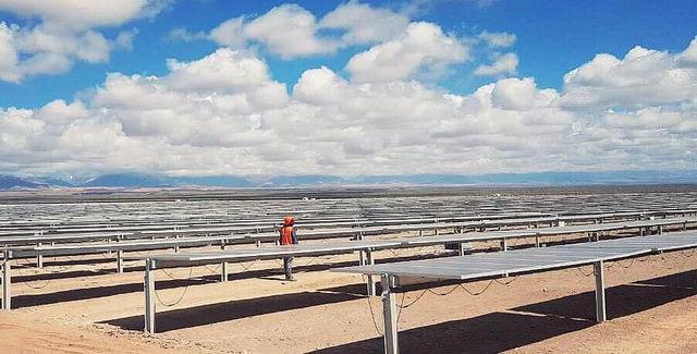 Parque Solar en San Juan