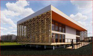 Ingeniería Diplomatura Construciión en Madera