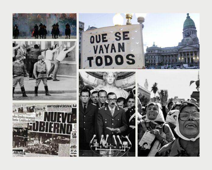 Memoria colectiva del pasado argentino reciente