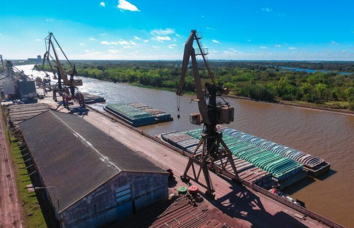 La Hidrovía Paraná-Paraguay