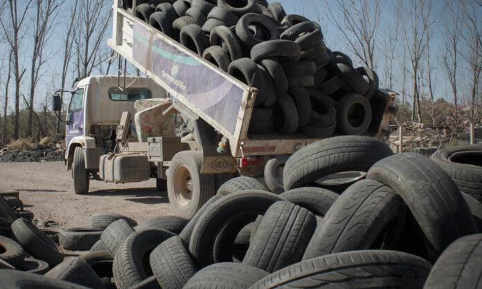 Planta de reciclaje de NFU