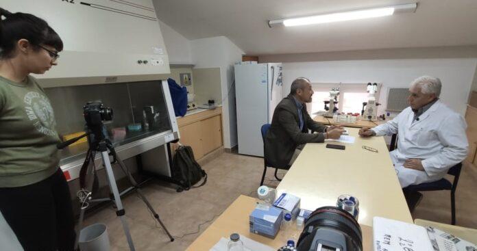 La realización técnica y periodística estuvo a cargo del equipo de la Coordinación General de Comunicación Institucional de la UNNE.