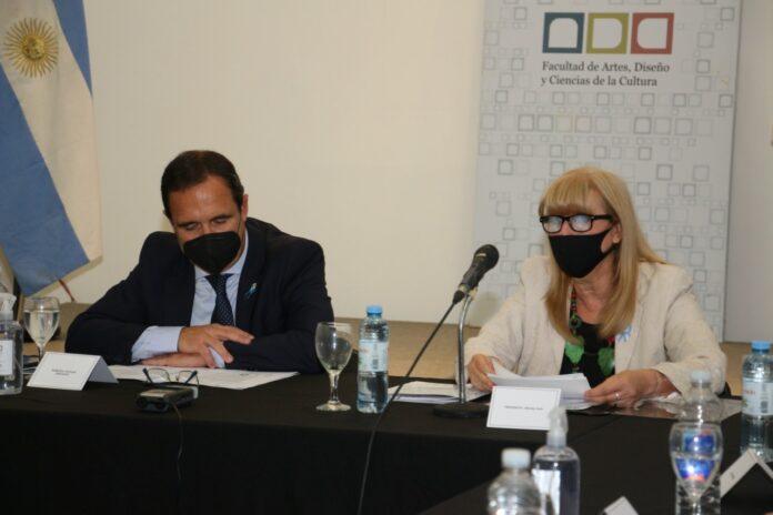 La magister arquitecta Inés Presman fue electa Vicedacana de la Facultad de Artes de la UNNE