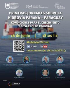 Jornadas Hidrovía Paraná - Paraguay