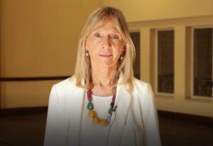 Marita Carballo es socióloga, consejera del Consejo Económico y Social (CES), miembro de la Academia Nacional de Ciencias Morales y Políticas y miembro de número de la Academia Nacional de Educación.
