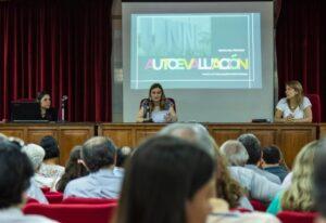 En los Campus de la UNNE se realizaron los encuentros donde se presentó la Tercera Autoevaluación de la UNNE.