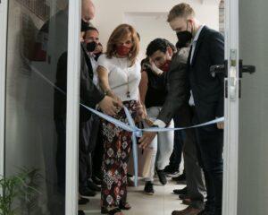 La inauguración se realizó en la tarde de este jueves 30 de septiembre.